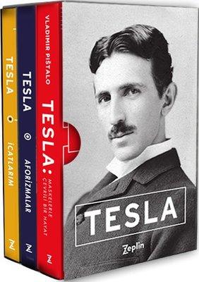 Tesla Seti Kutulu - 3 Kitap Takım