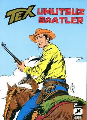 Tex Klasik Seri 37-Umutsuz Saatler