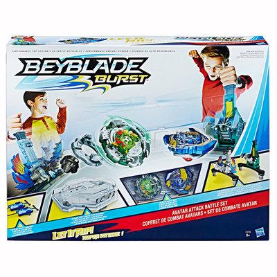 Beyblade Burst Avatar Turnuva Seti 0706