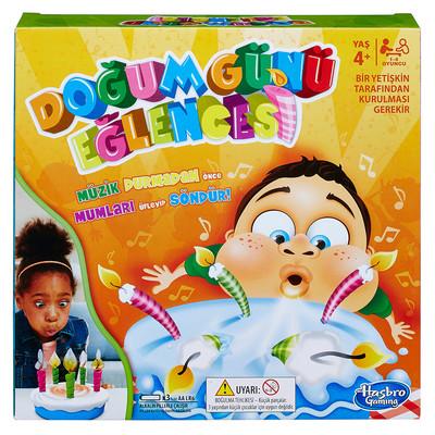 Doğum Günü Eğlencesi Kutu Oyunu E0887