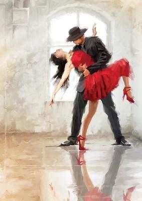 Art Puzzle – Tutkunun Dansı (4381) 1000 Parça