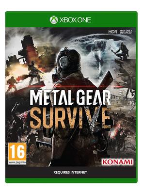 Konami Metal Gear Survive XBOX One Oyun