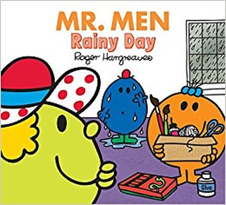 Mr. Men A Rainy Day (Mr. Men & Litt