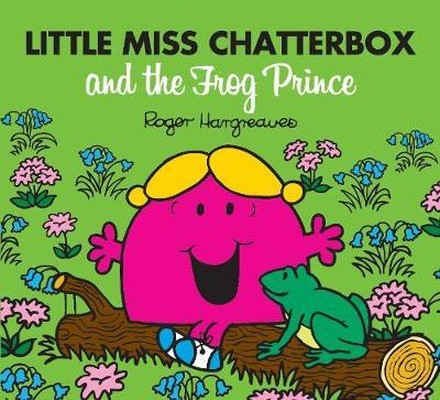 Little Miss Chatterbox and the Frog