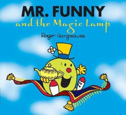 Mr Funny and the Magic Lamp (Mr. Me