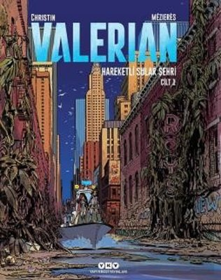 Valerian Cilt 1-Hareketli Sular Şehri