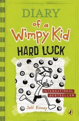 Hard Luck (Diary of a Wimpy Kid boo