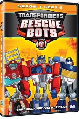 Transformers Rescue Bots - Sezon 1 Seri 6