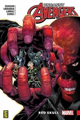 Uncanny Avengers Birlik 4-Red Skull