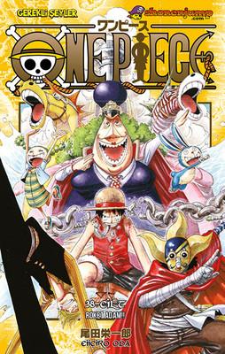 One Piece 38.Cilt-Roket Adam