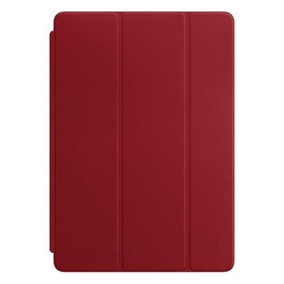 """Apple 10.5"""" iPad Pro Deri Kılıf Kırmızı"""