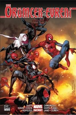 Yeni Amazing Spider Man Cilt 3-Örümcek Evreni 2