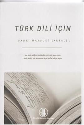 Türk Dili İçin