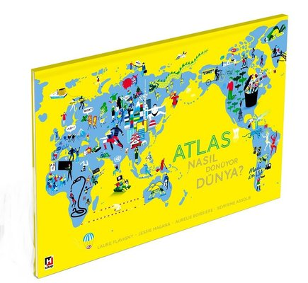Atlas Nasıl Dönüyor Dünya