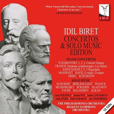 Concertos & Solo Music Edition