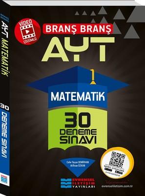 AYT Branş Branş Matematik 30 Deneme Sınavı
