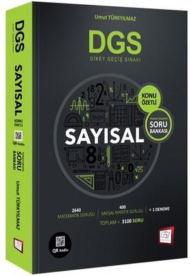 2019 DGS Sayısal Konu Özetli Soru Bankası
