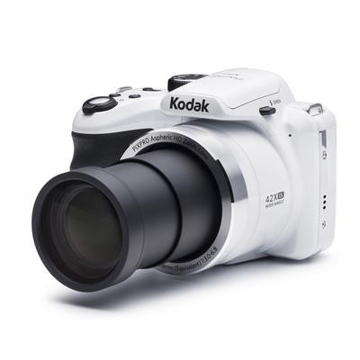 Kodak Pixpro AZ421 16MP, 42x Optik Zoom Dijital Fotoğraf Makinesi Beyaz