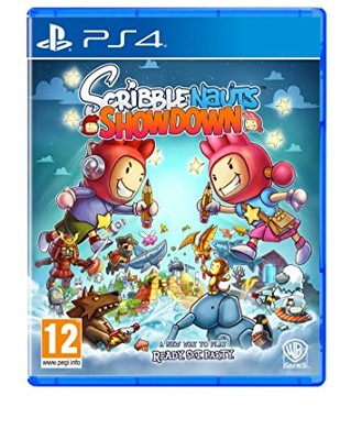 PS4 Scribblenauts Showdown