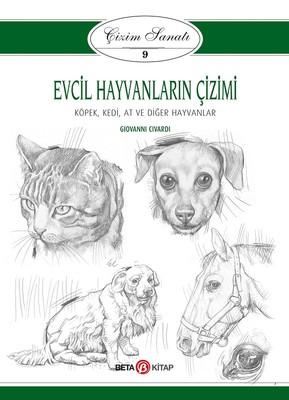 Çizim Sanatı 9-Evcil Hayvanların Çizimi