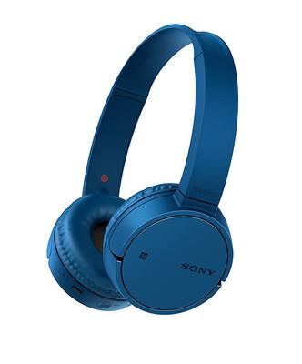 Sony Kablosuz Kulaküstü Kulaklık Mavi WHCH500