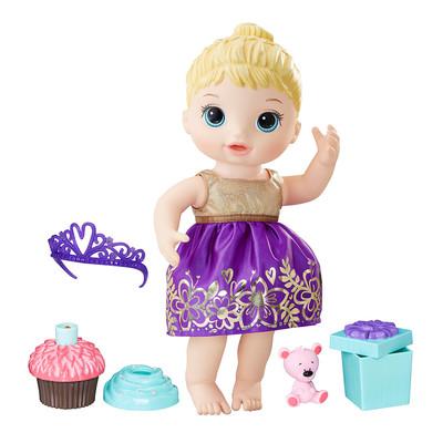 BabyAlive Doğum Günü Bebeğim E0596
