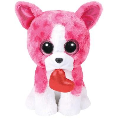 Ty-Pelüş Romeo Pink Dog Med 25cm