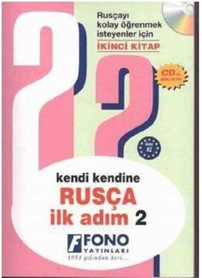 Rusça İlk Adım 2-CD'li