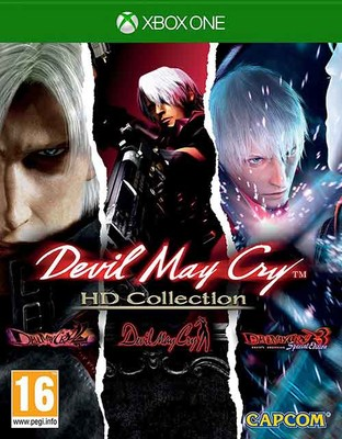 XBOX ONE DMC HD COLLECTION