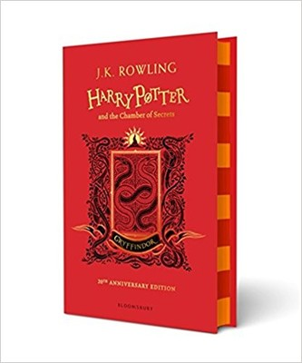 Harry Potter and the Chamber of Secrets – Gryffindor Edition