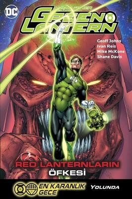 Green Lantern Cilt 8-Red Lanternların Öfkesi