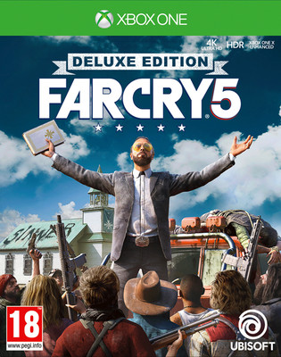 XBOX ONE FAR CRY 5 DELUXE EDITION