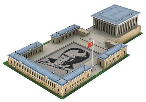 Pal- Anıtkabir 3D Puzzle