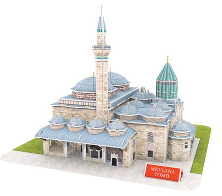 Pal-Mevlana Müzesi 3D Puzzle