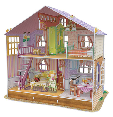 Pal-3D Puz.Sara's Home