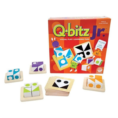 C&G Kutu Oyunu Mind  Q-Bitz Jr.