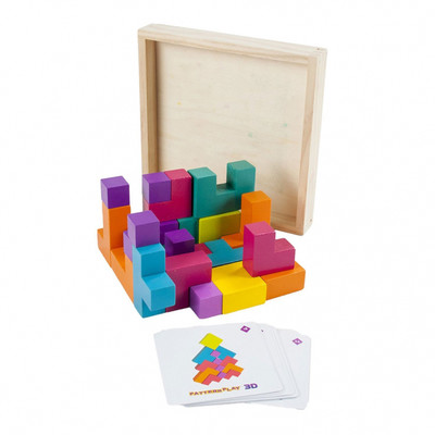 C&G Kutu Oyunu Pattern Play 3D