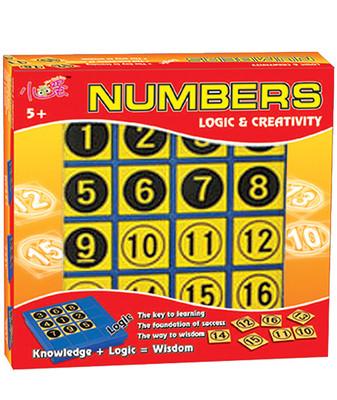 C&G-Kutu Oyn.Numbers