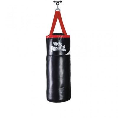 Lonsdale Box Torbası 90cm Siyah-Kırmızı