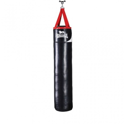 Lonsdale Extra Ağır Box Torbası 150cm Siyah-Kırmızı