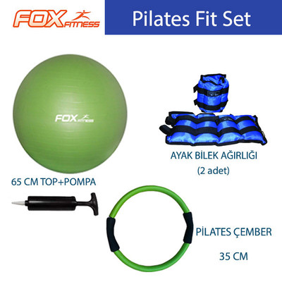 Fox Fitness Pilates Fit Set