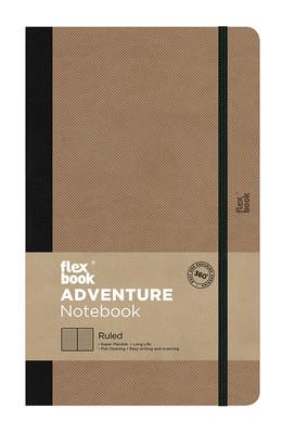 Flexbook-Akıllı Defter Çizgili Deve 13x21