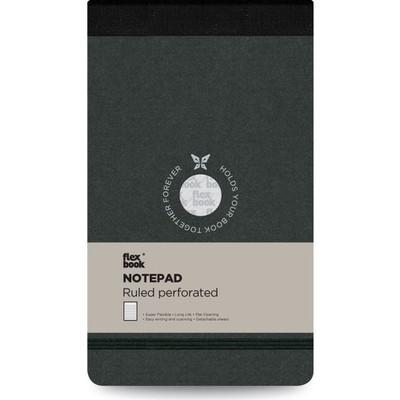 Flexbook-Defter Çizgili Siyah 10x17