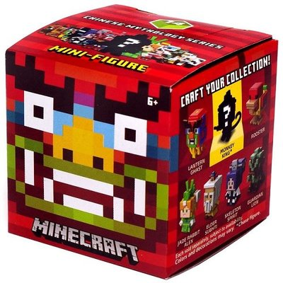 Minecraft Figür Mini Sürpriz Paketi FXT80