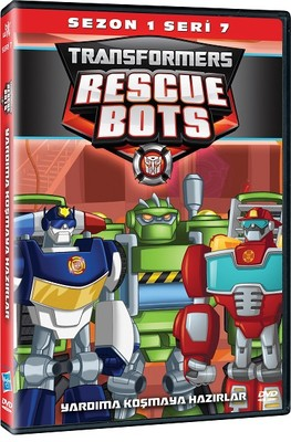 Transformers; Rescue Boats - Sezon 1 Seri 7