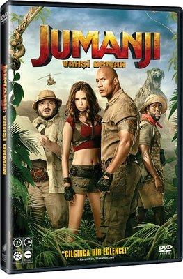 Jumanji Welcome To The Jungle - Jumanji Vahşi Orman
