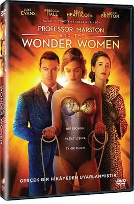 Proffesor Marston And Wonder Women