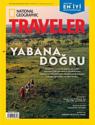 National Geographic Traveler - Bahar 2020