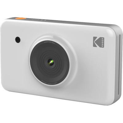 Kodak Mini Shot MS 210 Anında Baskı Dijital Fotoğraf Makinesi Beyaz