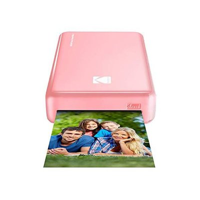 Kodak PM-220 Mini 2 Taşınabilir Mini Baskı Makinesi - Pembe